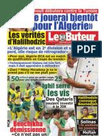 LE BUTEUR PDF du 05/10/2011