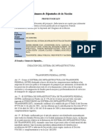 Proyecto de Ley Part. Soc