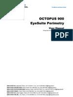 Octopus 900 User Manual