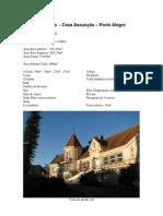 Casa Assunção - Dados Arq resumo