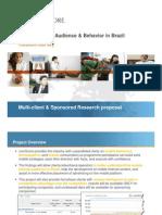 ComScore Brazil Mobile Internet Usage June2011