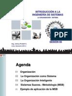 05 Sesion - La Organizacion - Sistema