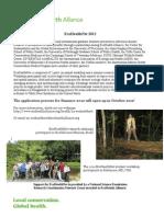 Eco Health Net Flyer