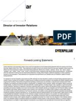 Request-Caterpillar Jefferies Conference Presentation