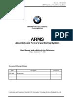 ARMS Manual 20070405