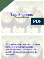 El Jefe-los Tres Leones
