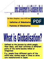 Social Studies Definition and Features of Global is at Ion