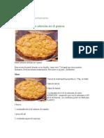 La Cocina de La Hna Bernarda Pastel Arenoso Alemán en 4 Pasos
