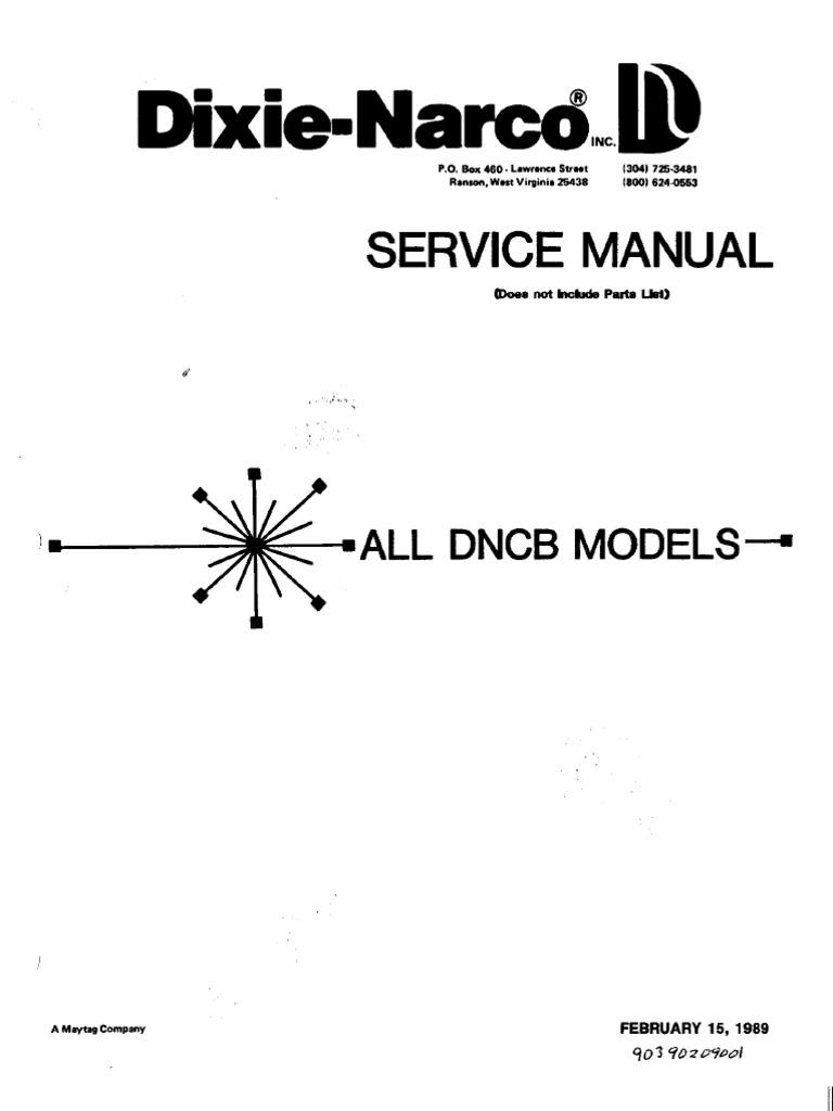 1509922377 dixienarco soda machine coke service manual dixie narco 501e wiring diagram at money-cpm.com