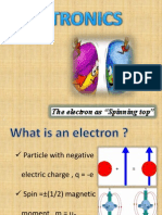 Spintronics Ppt
