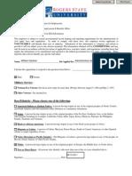 EEO Applicant Form