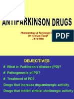 Lecture 32 - 3rd Asessment - Anti Park in Son Drugs