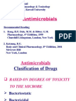 Pharma - 4th Asessment - Penicillin & Cephalosporins - 2007