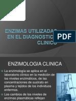 Enzimas Utilizadas en El Diagnostico Clinico