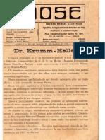 Gnose - Octubre 1936