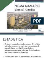 Carcinoma Mamario - Mip Almeida