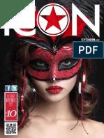 Revista ICON - Octubre / Noviembre 2011