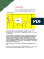Detector Infrarrojo de ad