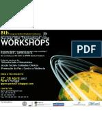 Poster Workshop Nacional