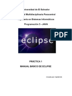 Manual Eclipse