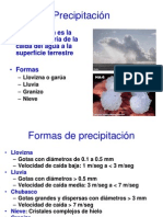 Hidrologia  Precipitacion 2