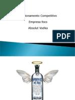 Posicionamento Competitivo Absolut Vodka