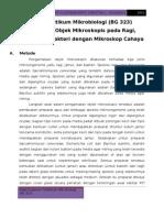1. Laporan Praktikum Mikrobiologi