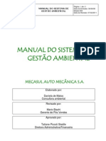 ManualdeGestaoAmbiental - MECASUL