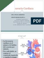 Frecuencia Cardiaca Final