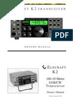 K2 manual rev F
