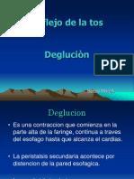 Clase Tos y Deglucion