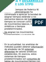 Historia y Desarrollo de Los Stpd