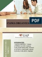 Clima Organizacional - Expo Do[1]