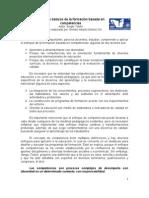 Aspectos básicos de la formación basada en competencias (Resumen)