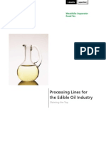 Edible Oil Processing Lines