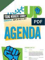 AFL-CIO Organizing Summit Agenda