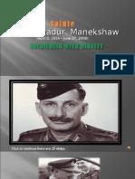 SamManekShaw