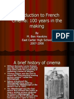 Introduction to French Cinema