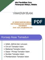 Tamadun Islam - Us Mohd Nasri (1)