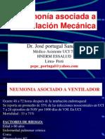 Neumonia en Ventilacion Mecanica