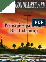 Princípios Para Uma Boa Liderança