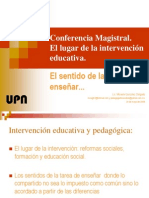 8 INTERVENCIÓN EDUCATIVA 2008