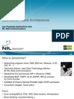 Data Center Fabric Architectures