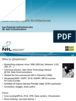 Data Center Fabric Architectures