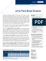 Economic Factbook Greece 041011 Danske Bank Research