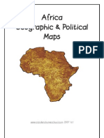 African Maps