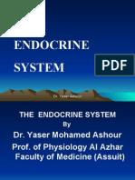 Endocrine System for Dental Student
