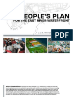 A People's Plan for the East River Waterfront - O.U.R. Waterfront Coalition