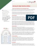 Compare Edition Datasheet