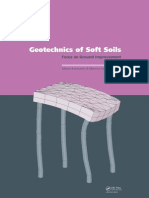 Geotehnics of Softsoil